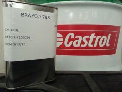 Brayco 795 Hydraulic Fluid