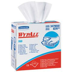 Kimberly-Clark 34790 X60 Wypall Wipers